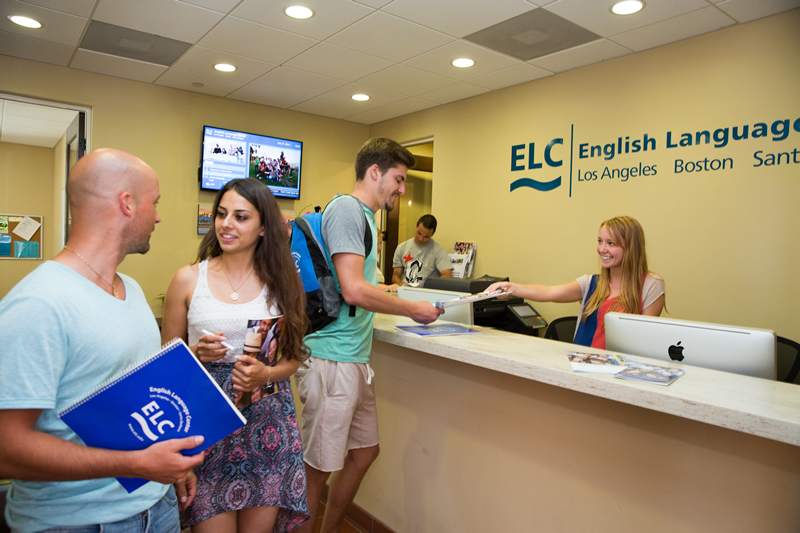 【閉校予定】English Language Center Santa Barbara