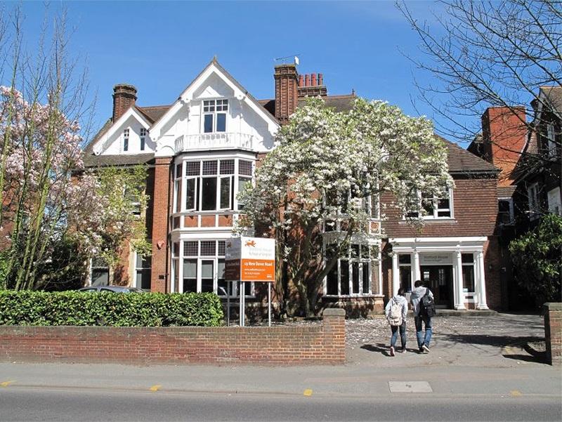 Stafford House School of English Canterbury