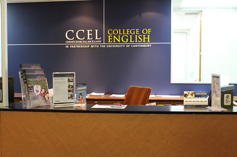 CCEL College of English Auckland