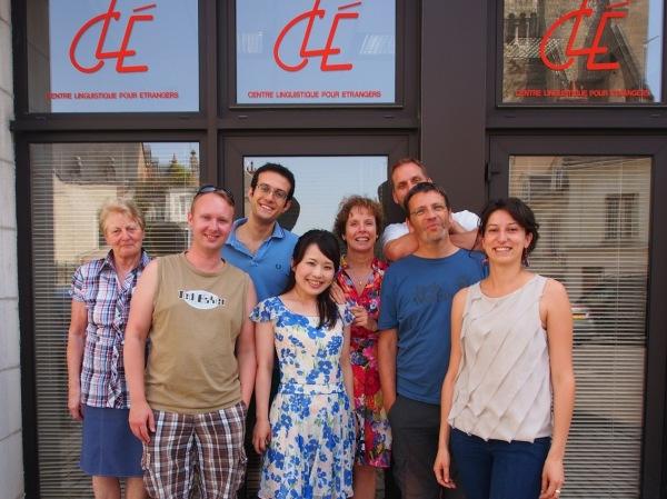 Centre Linguistique pour Etrangers (CLE)