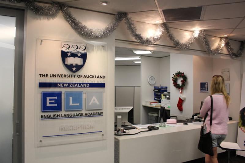 The University Of Auckland English Language Academy