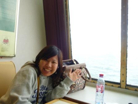 ロンドン留学/小林 麻里子さん