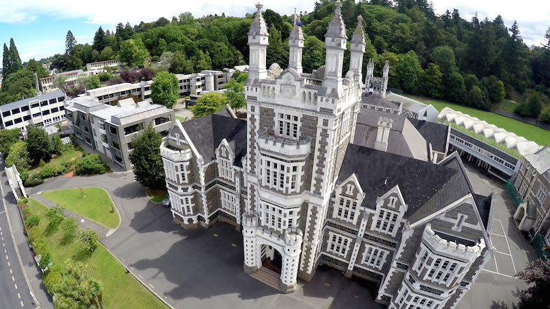 Otago Boys' High School