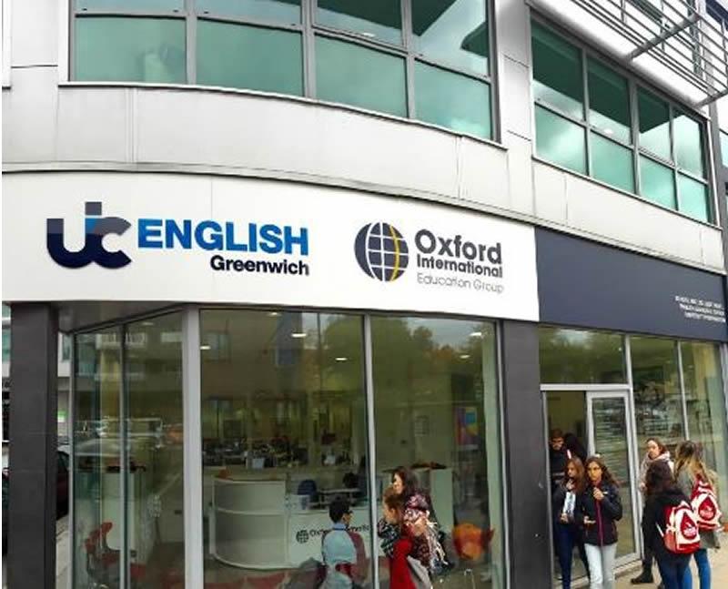 Oxford International English ロンドングリニッジ校